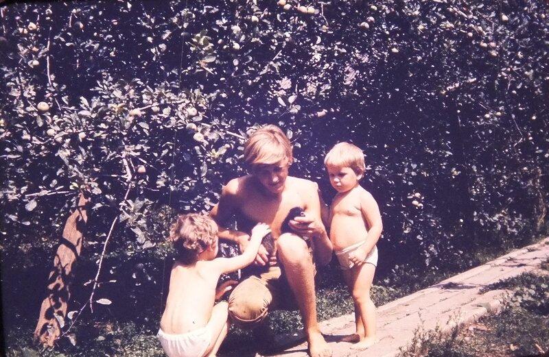 Кубань-лето 1983