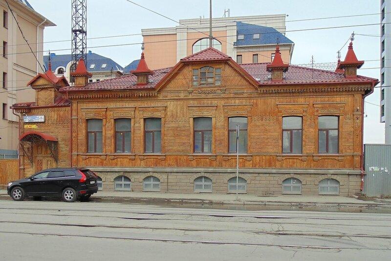 Дом братьев Степановых