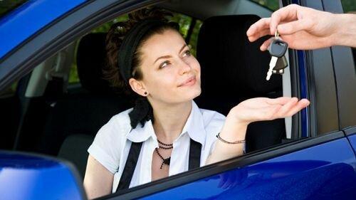 Прокат автомобилей с компанией