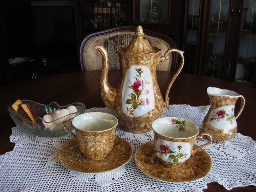 К чаю...