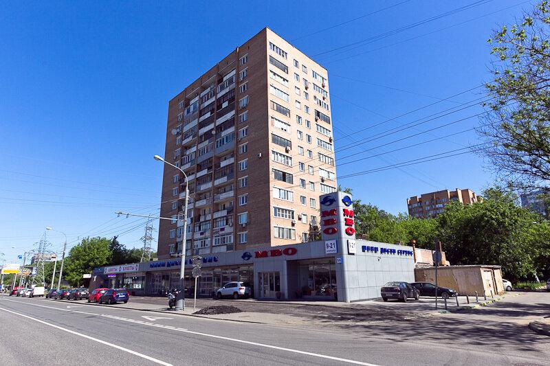 ПОМЕЩЕНИЕ  Офис, оборудованный отдельным входом, располагается на 1-м этаже  14-этажного жилого дома неподалеку от станции метро