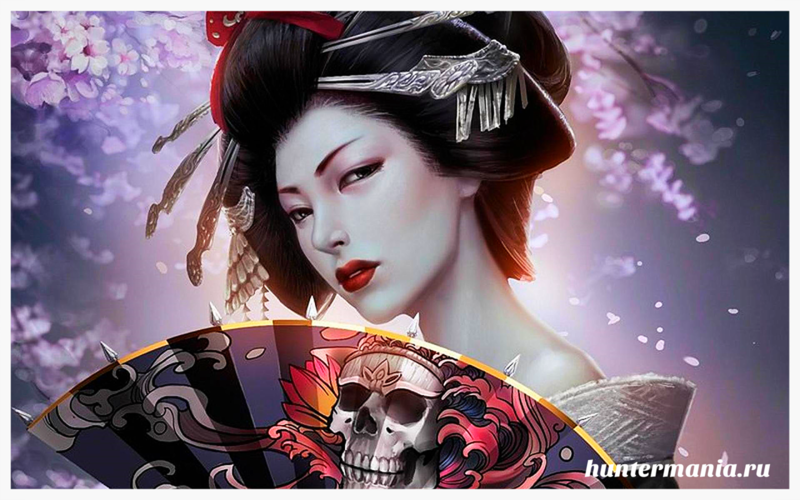 Как появилась профессия гейши?