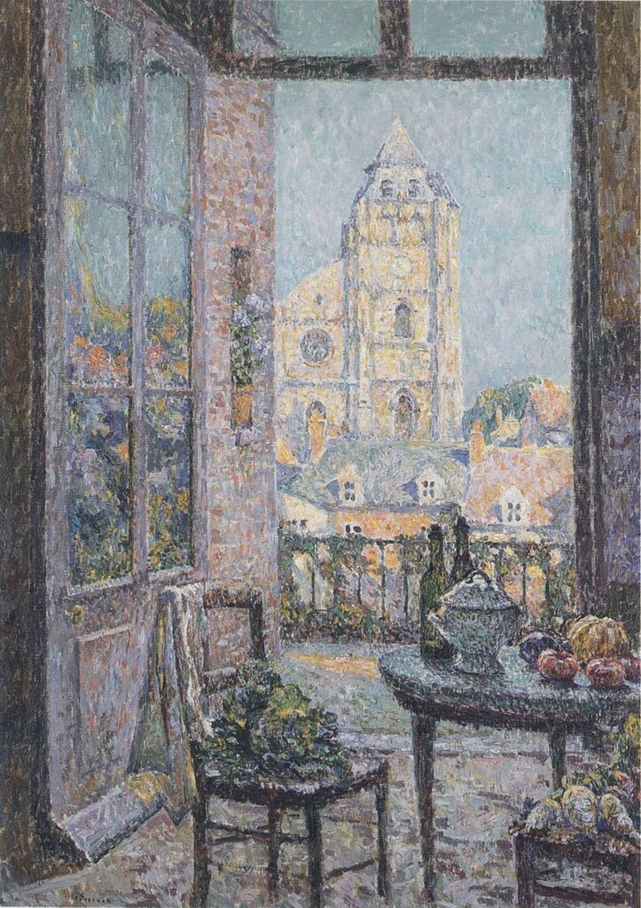Table by the Window, 1920.jpeg