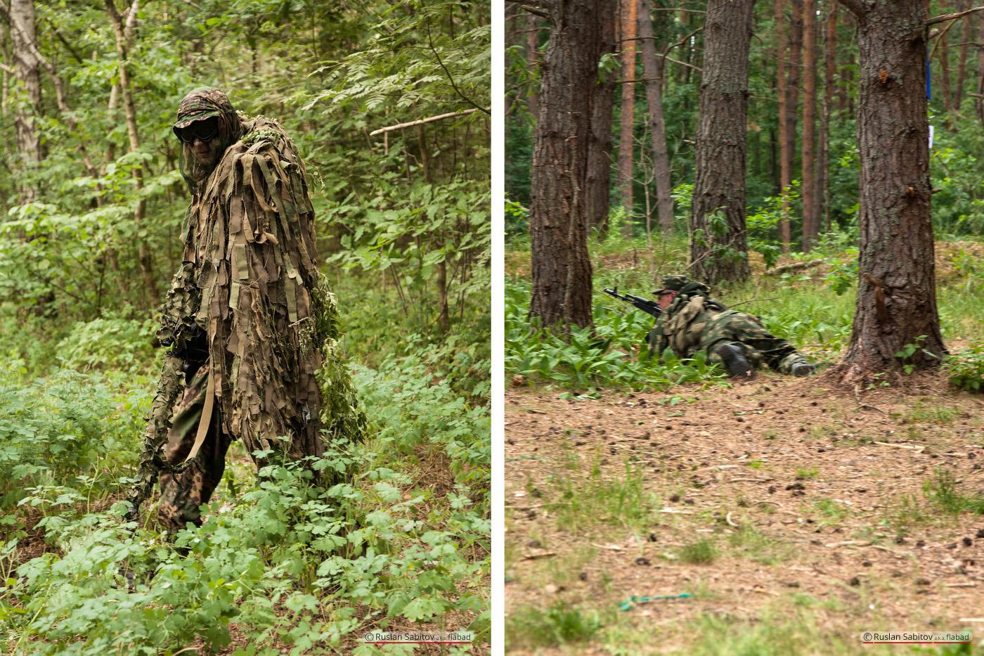 Наш эксклюзив. Страйкбол-стрельбы в Калуге, или война почти по-настоящему. 30 фото, немного инфы.