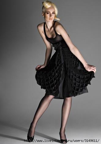 Как сделать буфы на платье