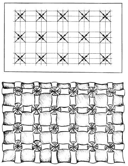 Выкройка подушки буфы своими руками мастер класс схемы