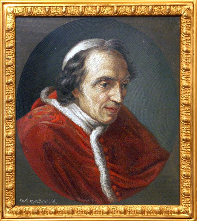 portrait of Pope Pius VII by Raffaele Castellini.jpg