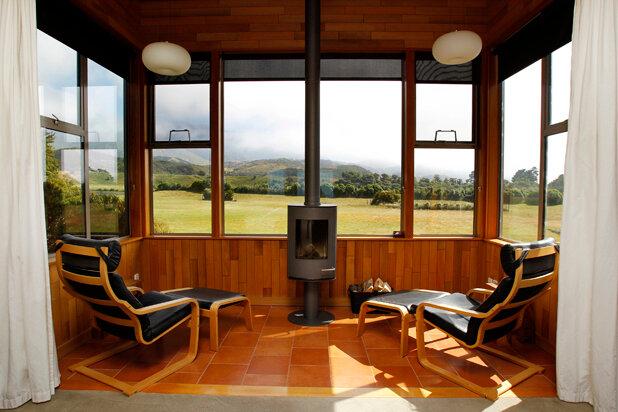 гостиница Хапуку Лодж Кайкура Новая Зеландия