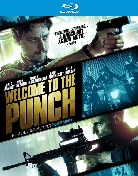 ����� ���������� � ������ / Welcome To The Punch (2013) HDRip / BDRip 720p / BDRip 1080p