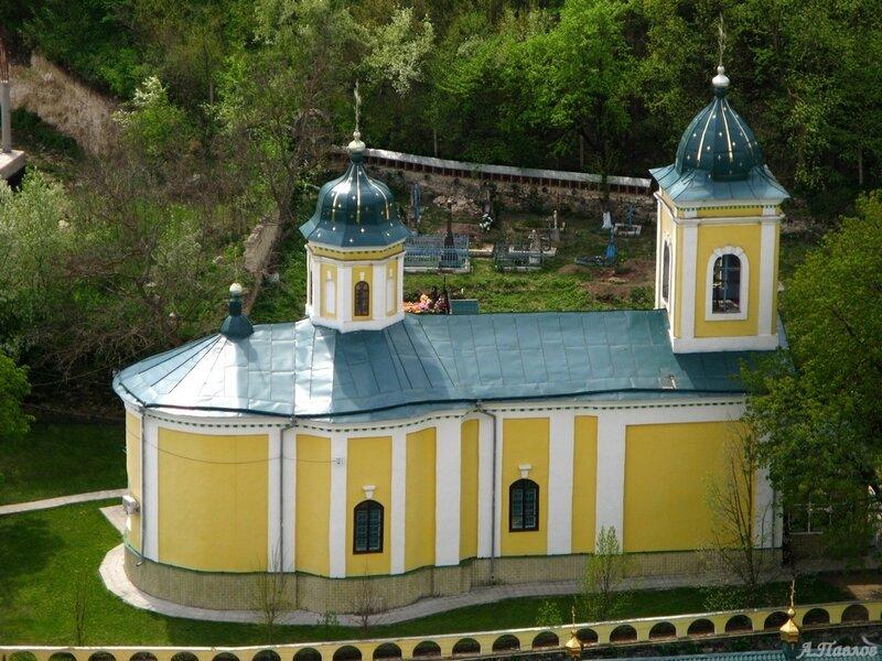 Троицкая церковь (1821)