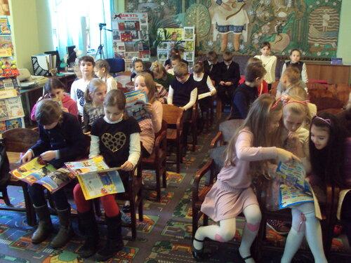 Новости нашего отдела, открытие недели детского чтения 2014, неделя детской книги, всеукраинская неделя детского чтения