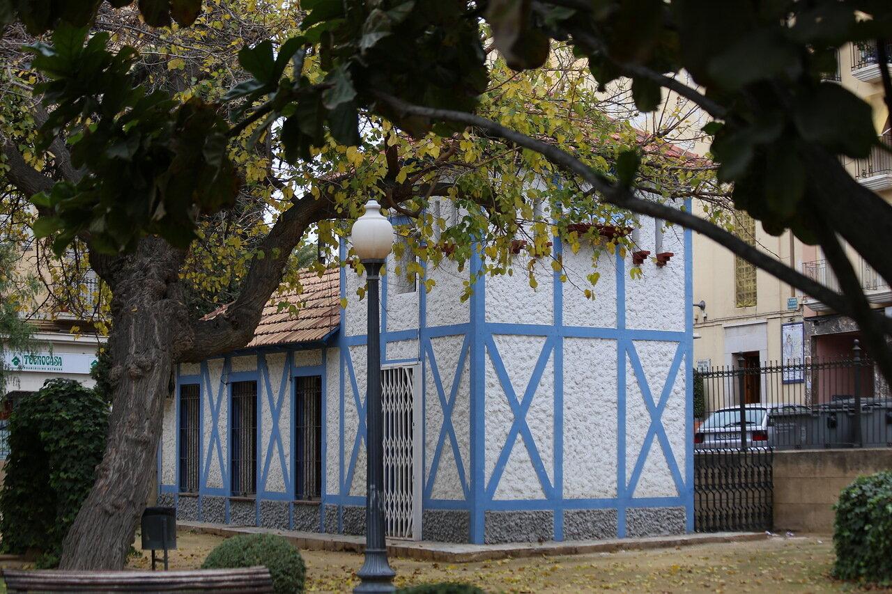 Аликанте. Площадь Святой Тересы (Plaza Santa Teresa)