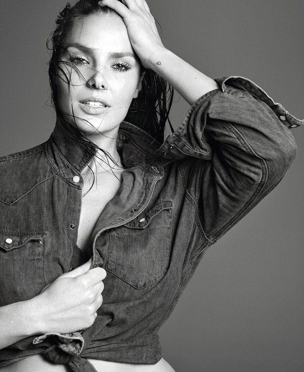 Белла Хадид и другие в Elle US