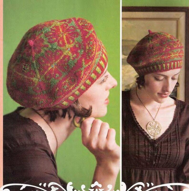 Блоги по вязанию шапок