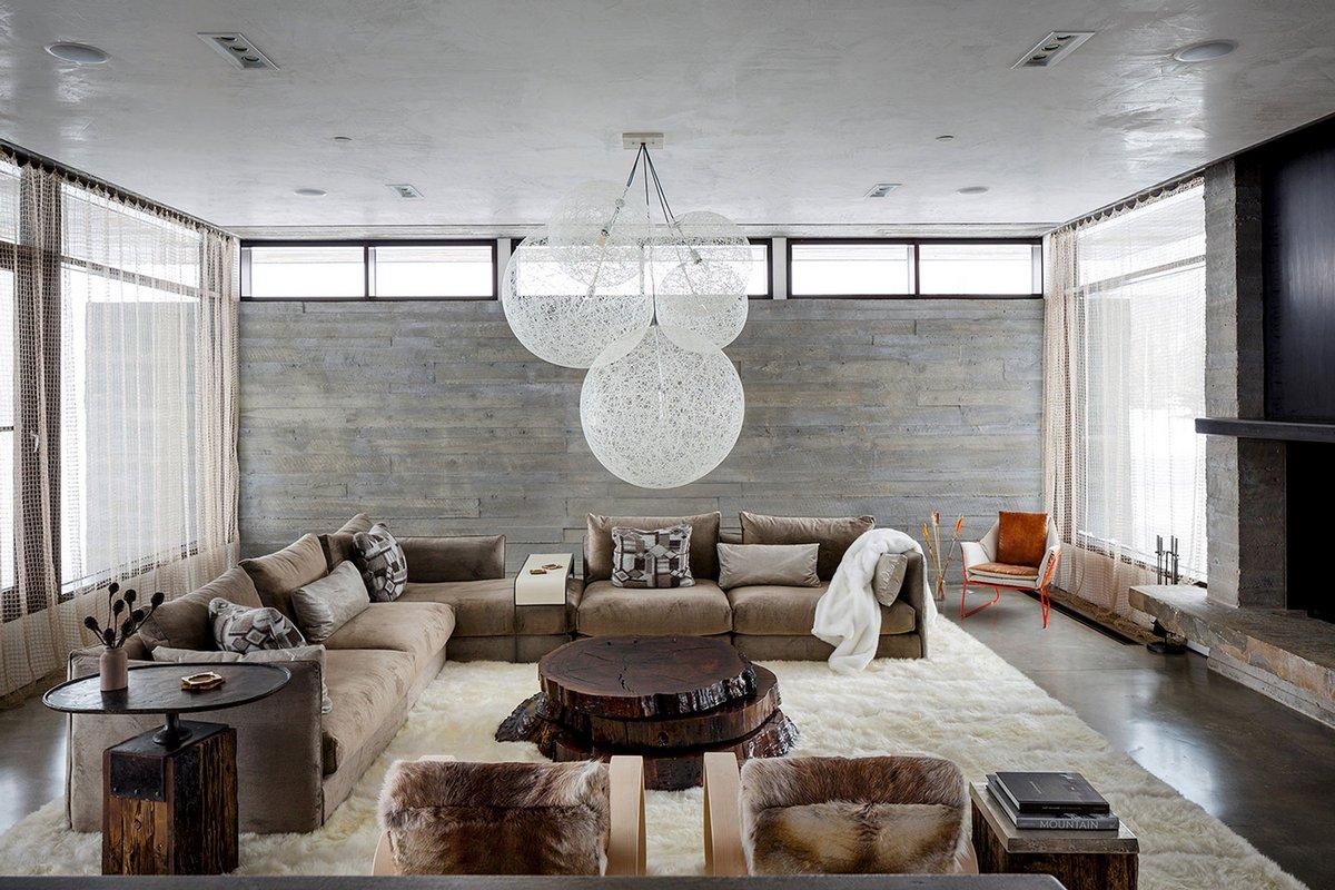 Pearson Design Group, дома в штате Вайоминг, обзор частного дома, дом на природе, дом с видом на горы, американские дома фото, дома в Джексон Хоул