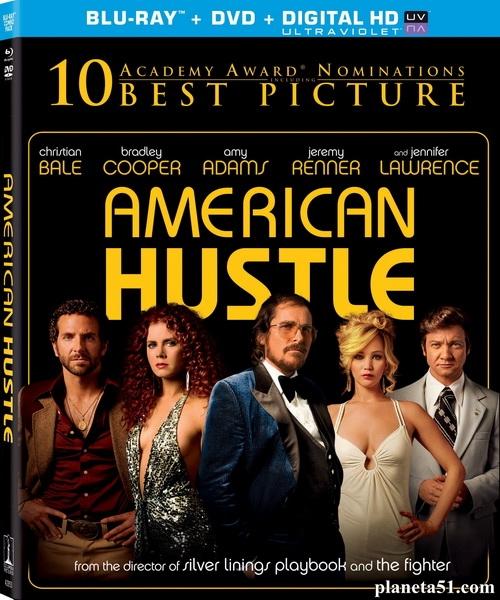 Афера по-американски / American Hustle (2013/BDRip/HDRip)
