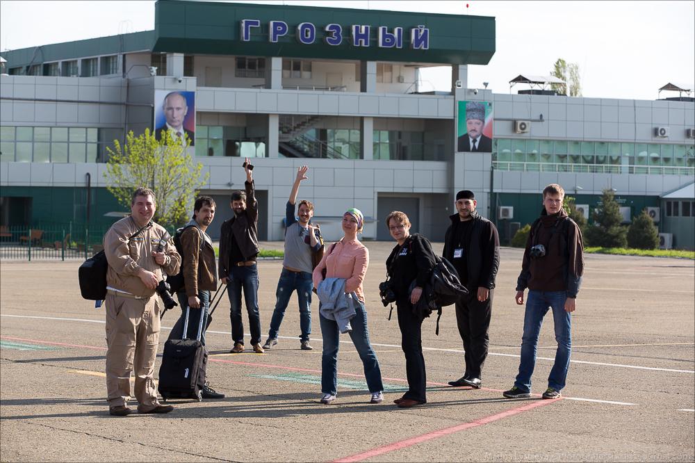 Москва-Грозный