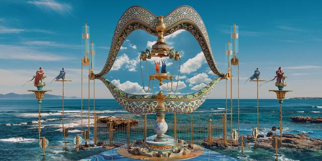 Amazing Vinicius Costa's Artworks for Empire of the Sun