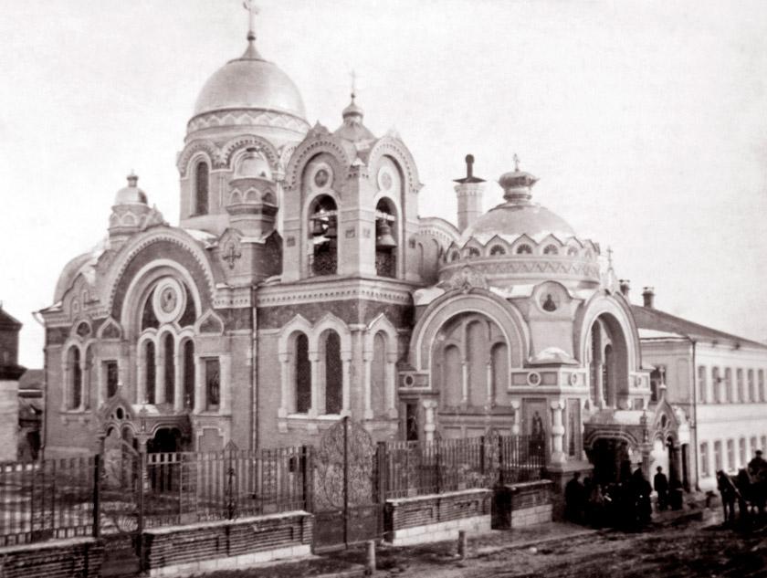 Храм Михаила Тверского и Александра Невского