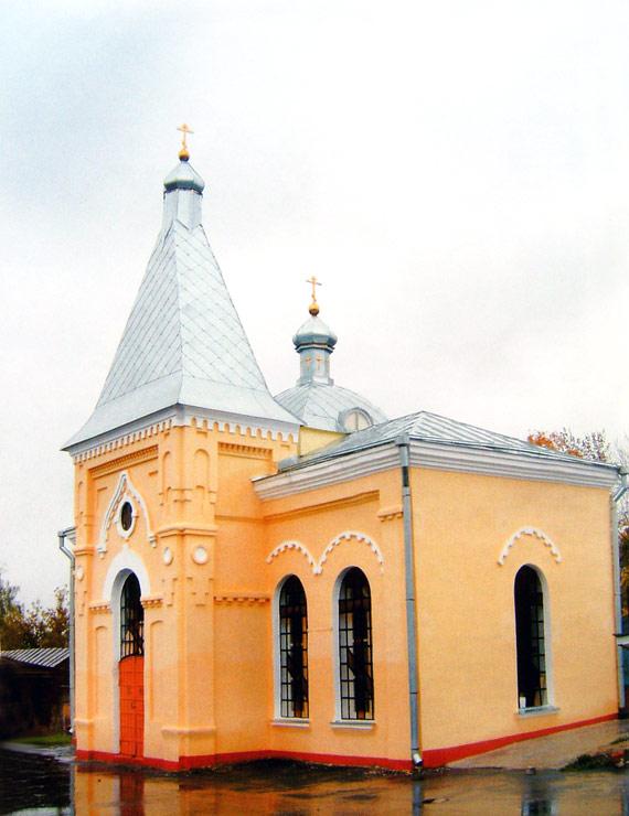Храм святителя Иоанна Златоуста в Ельце