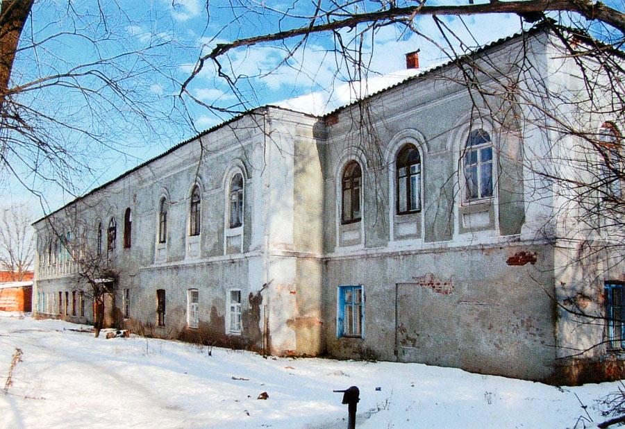 Братский корпус Троицкого монастыря