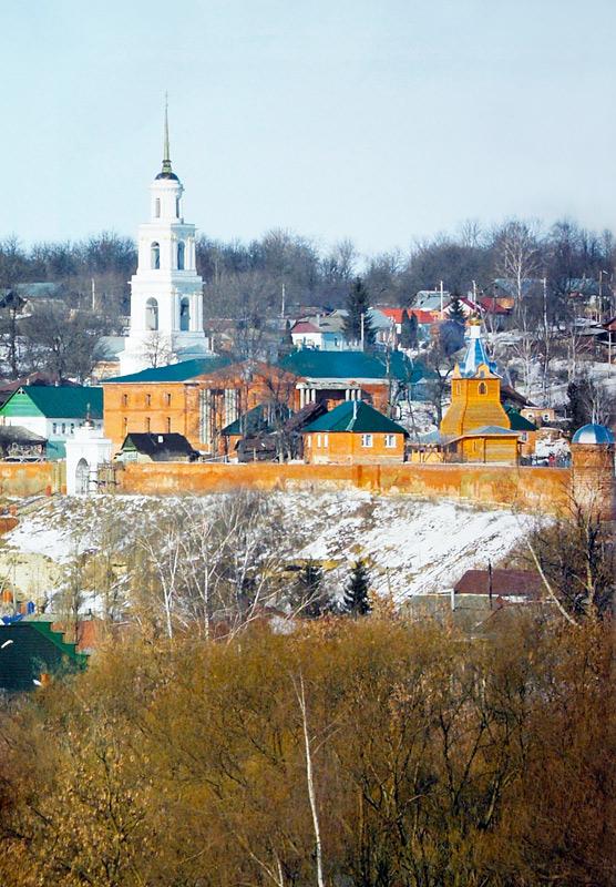 Знаменский женский монастырь Ельца