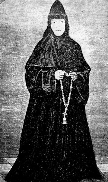 Монахиня Магдалина (Иванова)