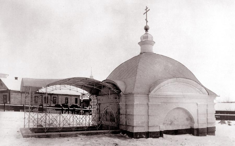 Вознесенская часовня после реставрации