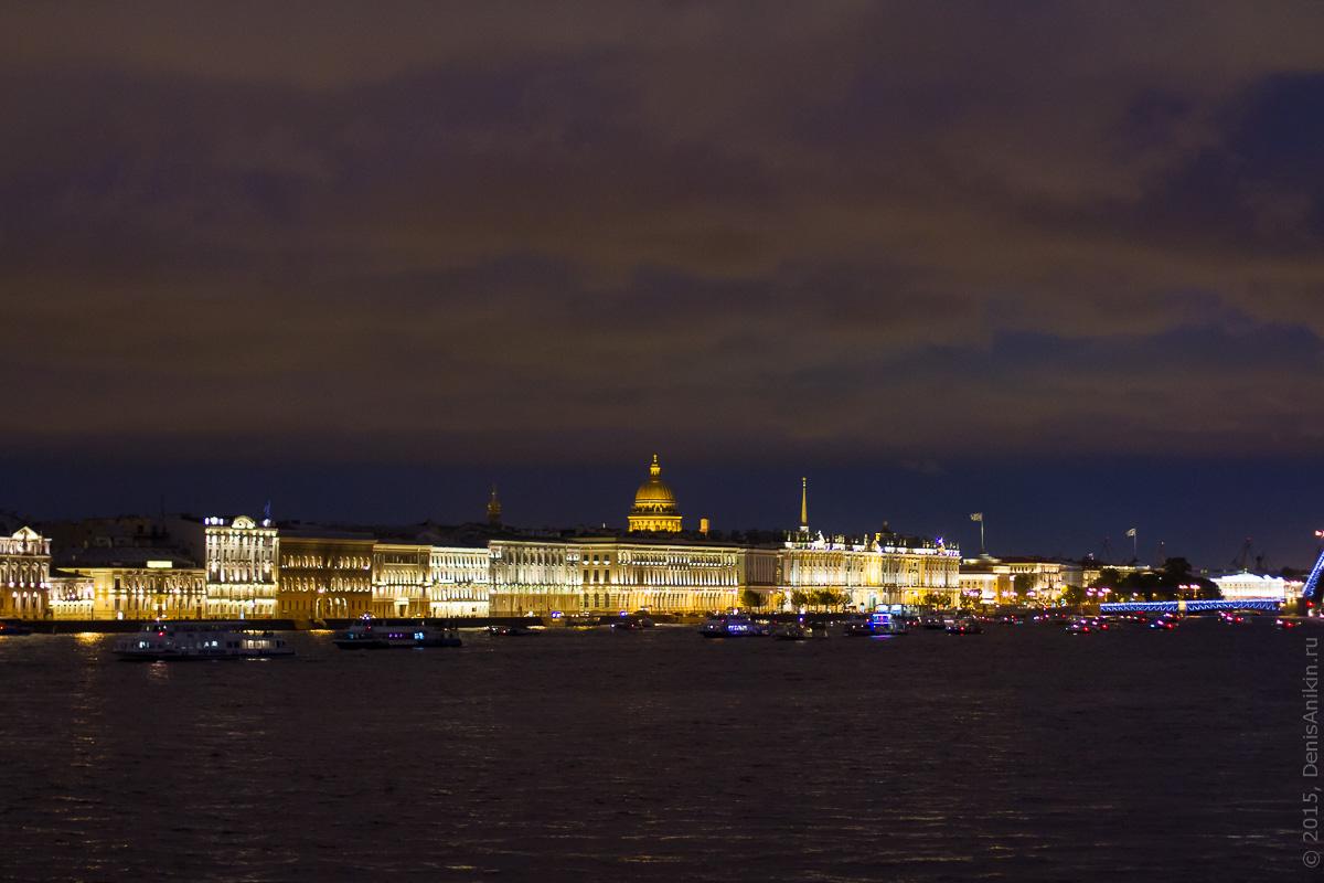 Санкт-Петербург развод мостов 5