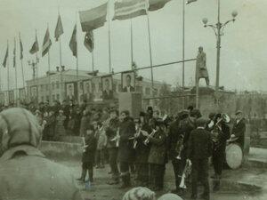 Фотографии города Котово в 60-х
