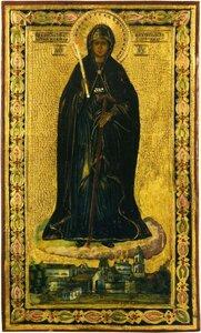 Икона Божией Матери «Свеча Неугасимая», или «Вратарница Угличская».