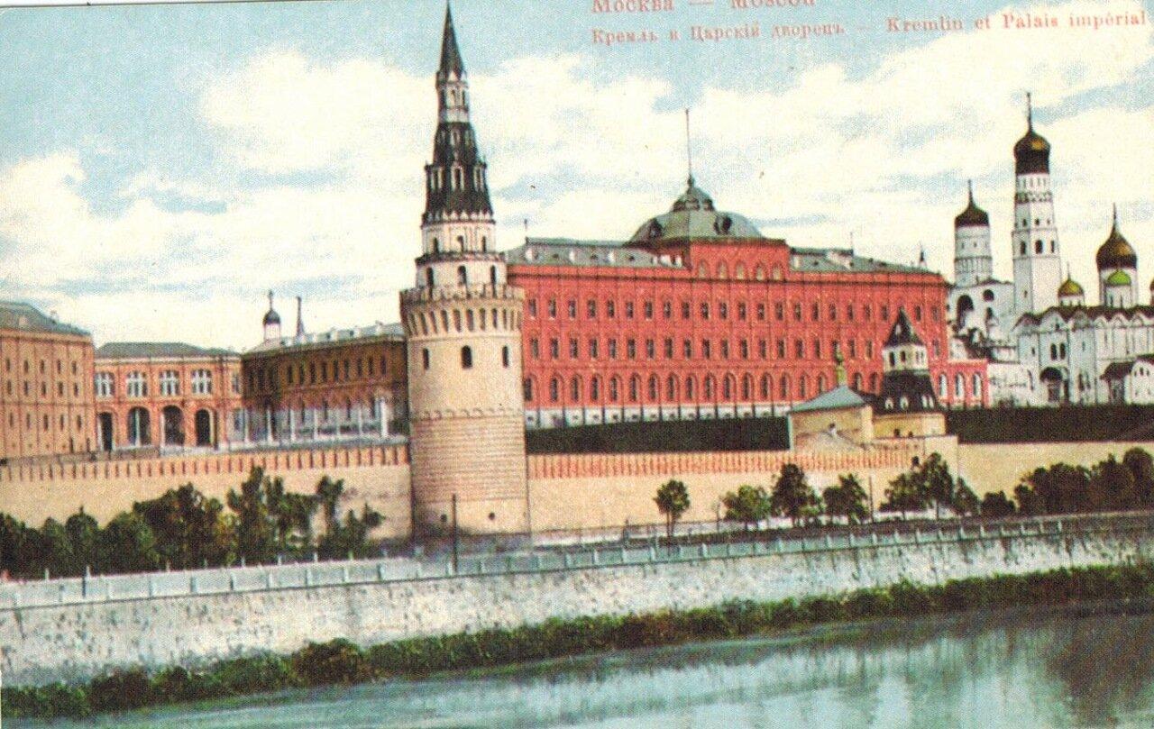 Кремль. Царский дворец