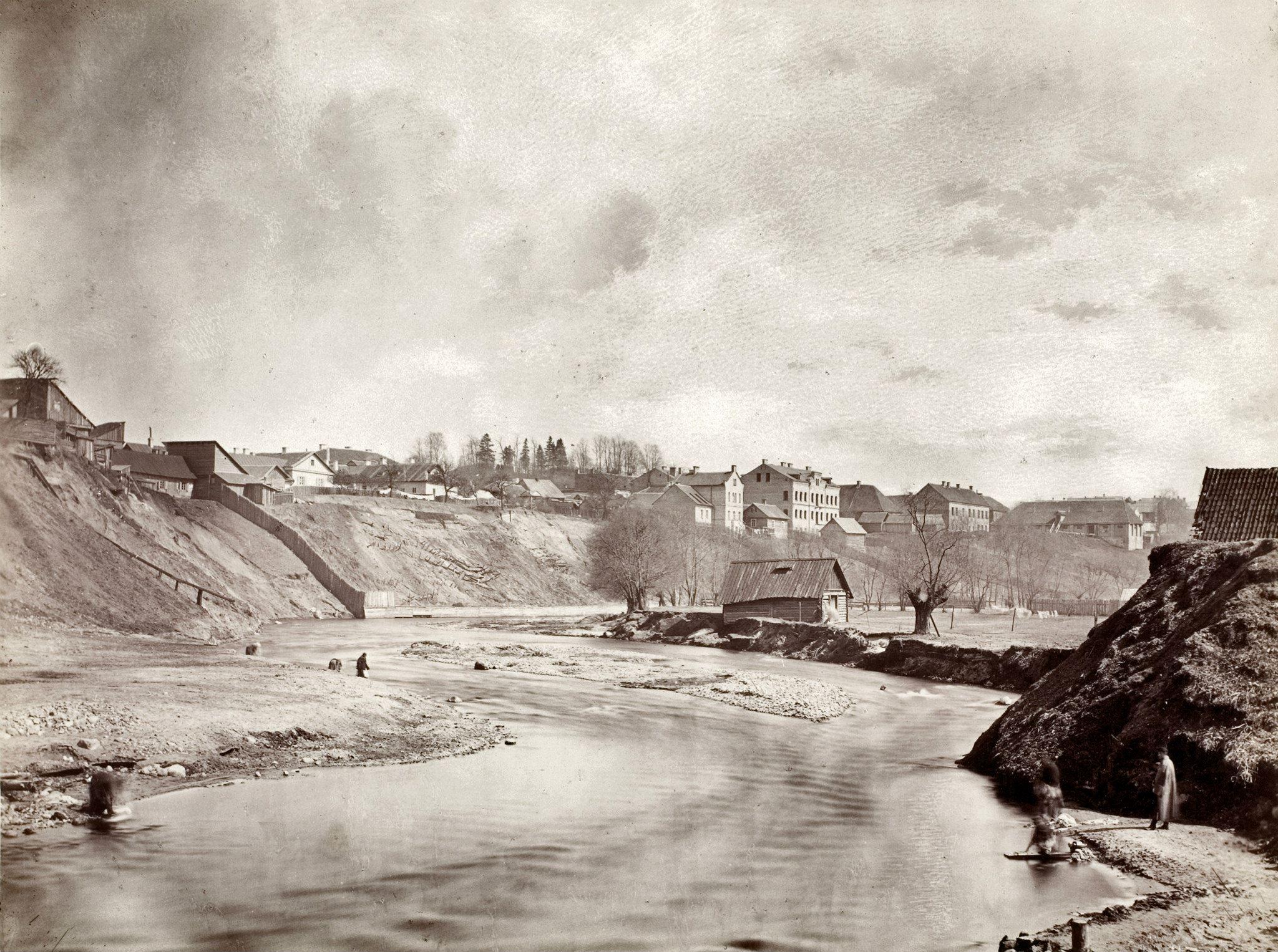Пригород. 1881