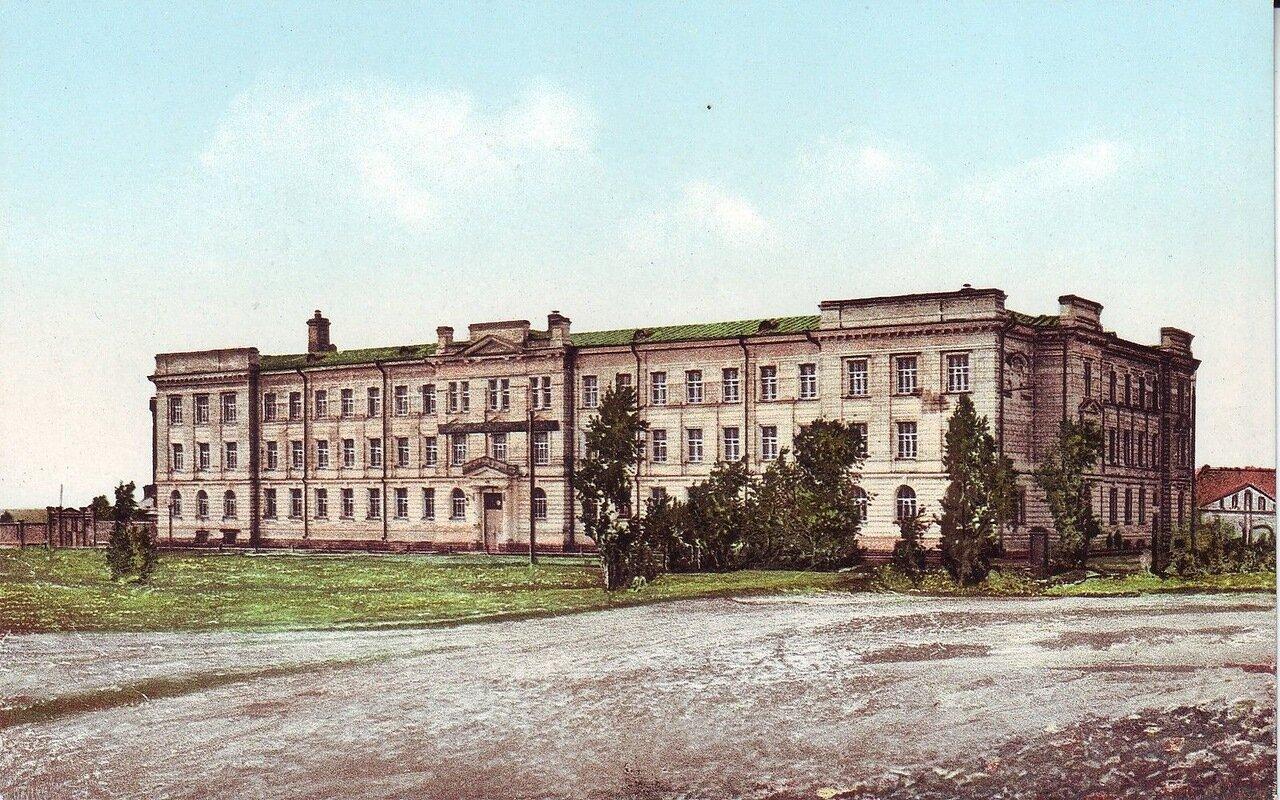 Госпитальная клиника Томского Университета