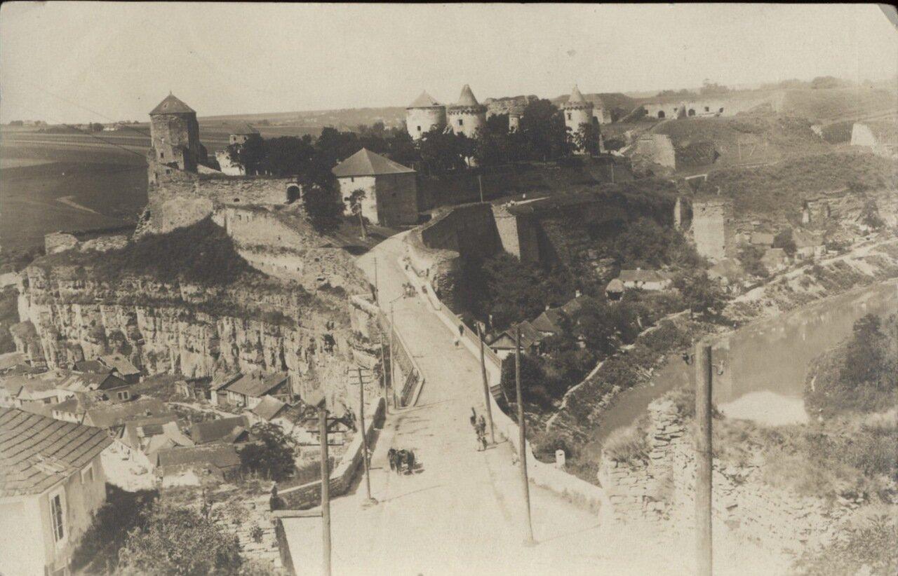 Въезд в Турецкую крепость