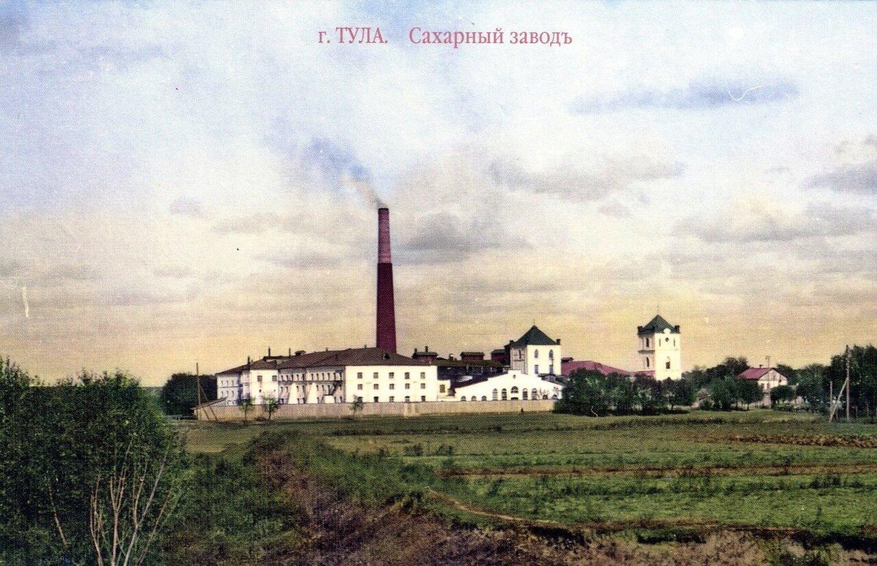 Сахарный завод