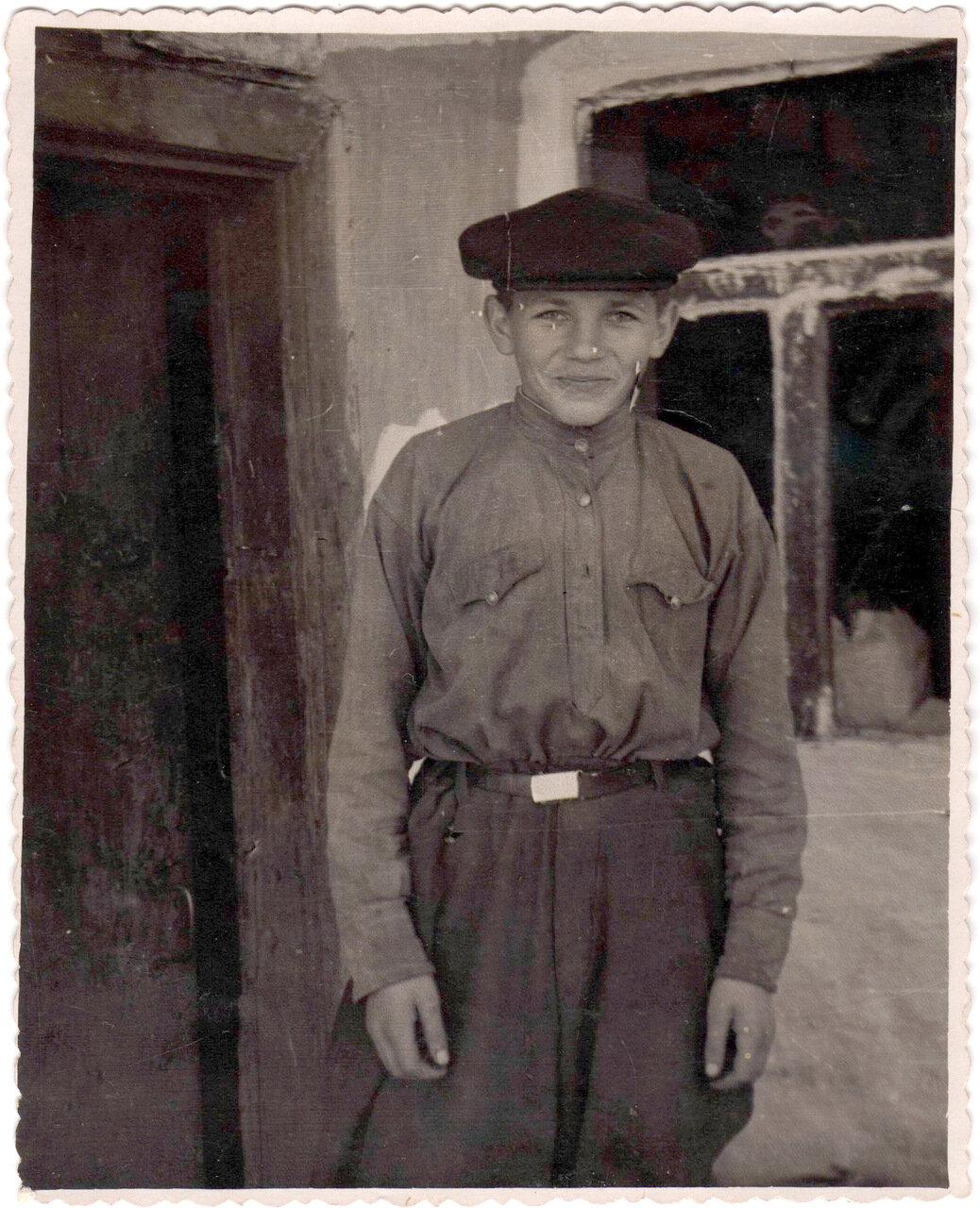 1947. Леонид Сас