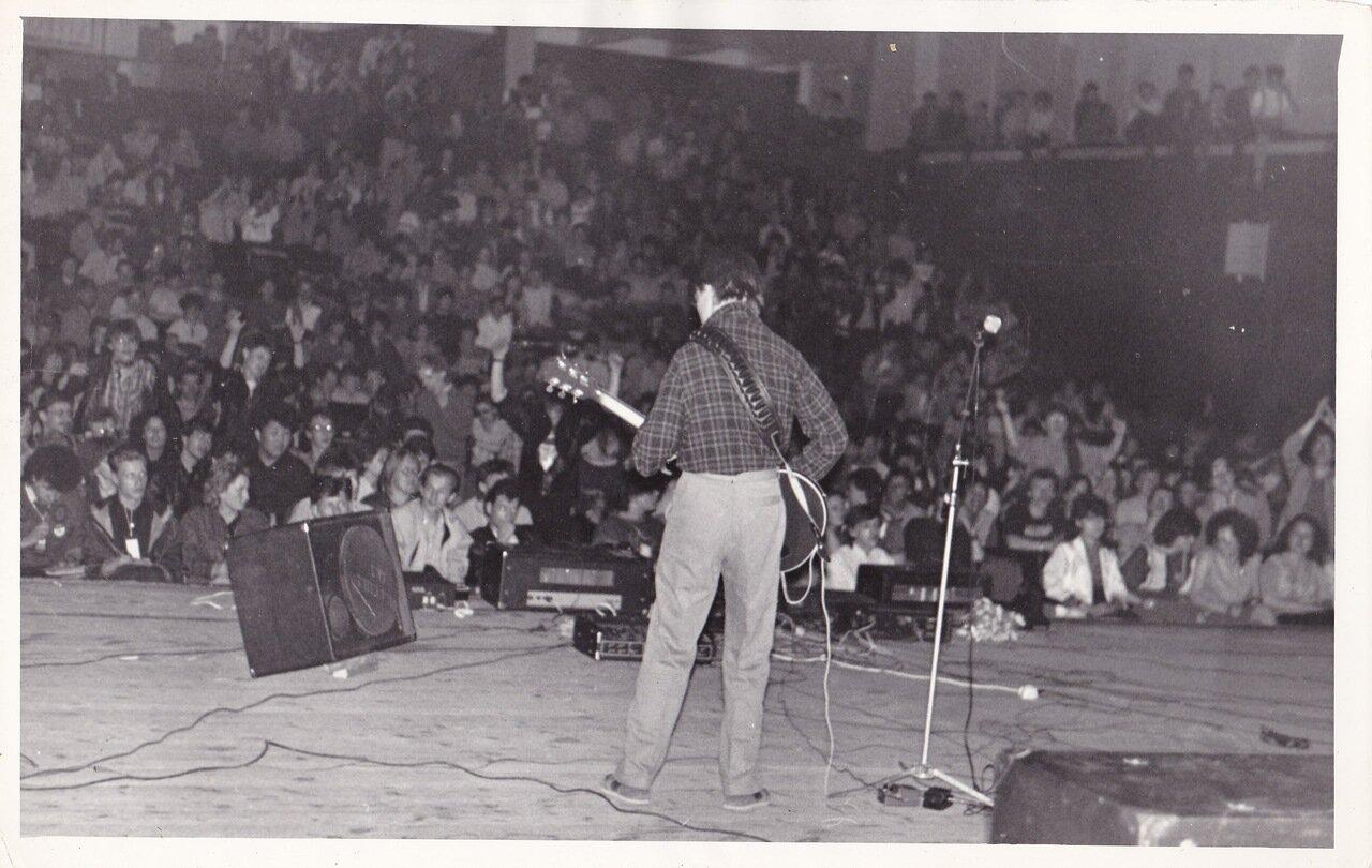 1988-1991. Какой-то фестиваль в Иркутске.