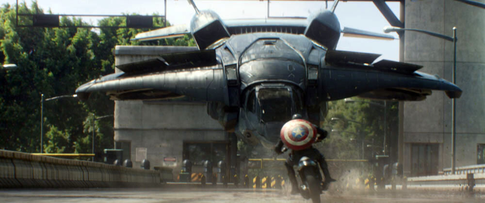 """""""Marvel's Captain America: The Winter Soldier""""Captain America/Steve Rogers (Chris Evans)Ph: Film Frame© 2014 Marvel.  All Rights Reserved."""