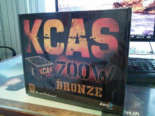 Блок питания Aerocool KCAS