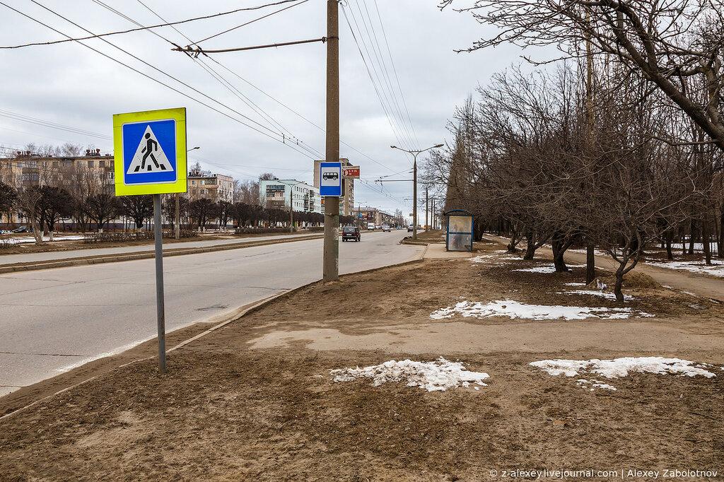 Тротуары г. Чебоксары