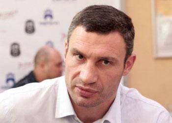 Кличко призывает жителей Крыма бойкотировать референдум
