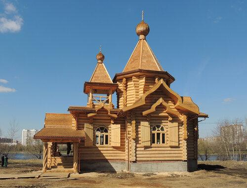 Церковь преподобной Марии Египетской.