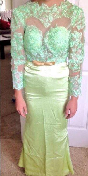 Заказала вечернее платье из Китая на выпускной