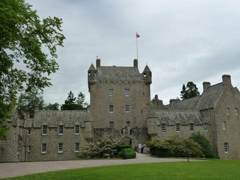 Замок Коудор