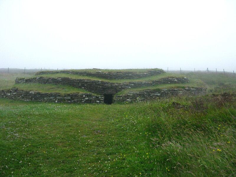 Мгла над могильниками