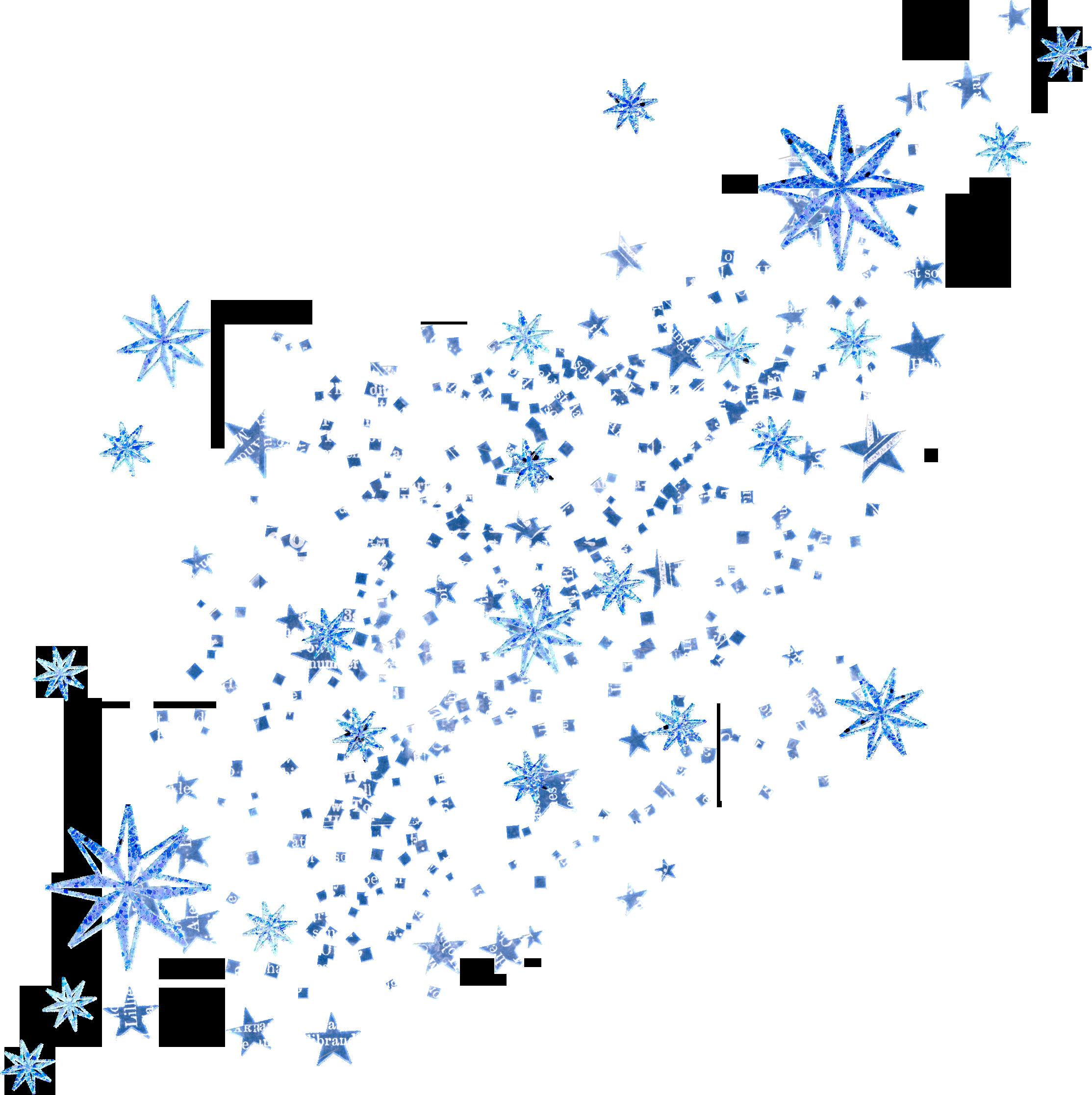звезды на прозрачном фоне картинки