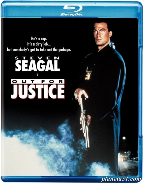 Во имя справедливости / Out for Justice (1991/HDRip)