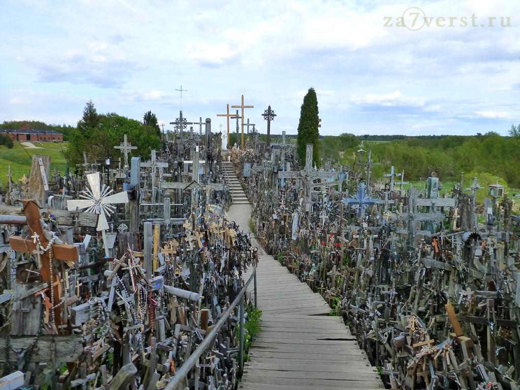 Гора крестов, Литва