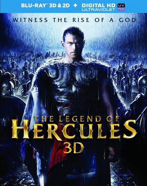 Геракл: Начало легенды / The Legend of Hercules [2D] + [3D] (2014) BDRemux + BDRip 1080p / 720p + HDRip